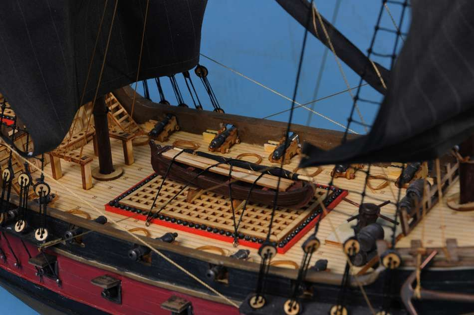Buy Captain Kidd S Adventure Galley Limited Model Pirate