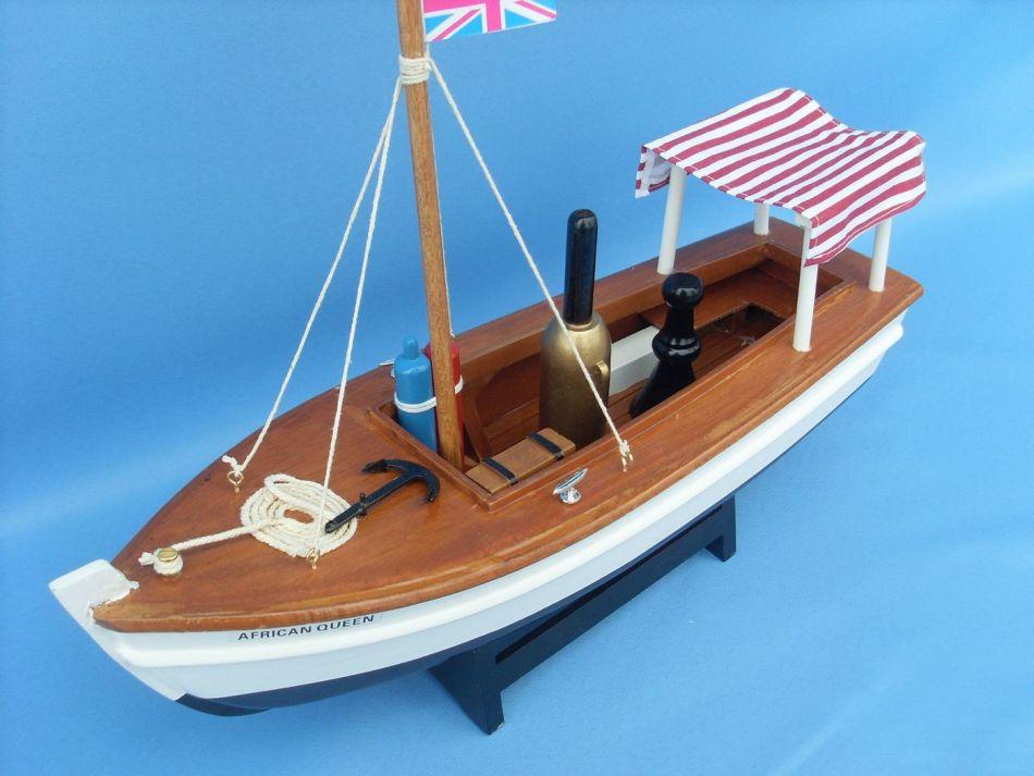 Billing Boats African Queen 588 Model Boat Kit   Hobbies