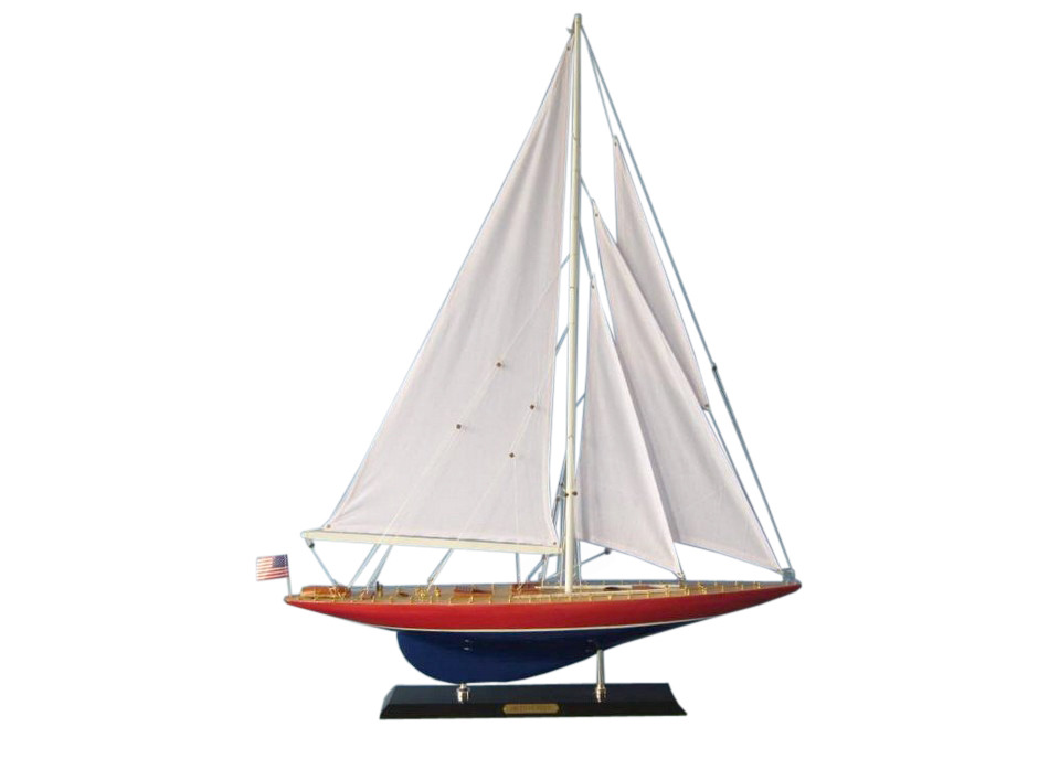 buy wooden american eagle limited model sailboat
