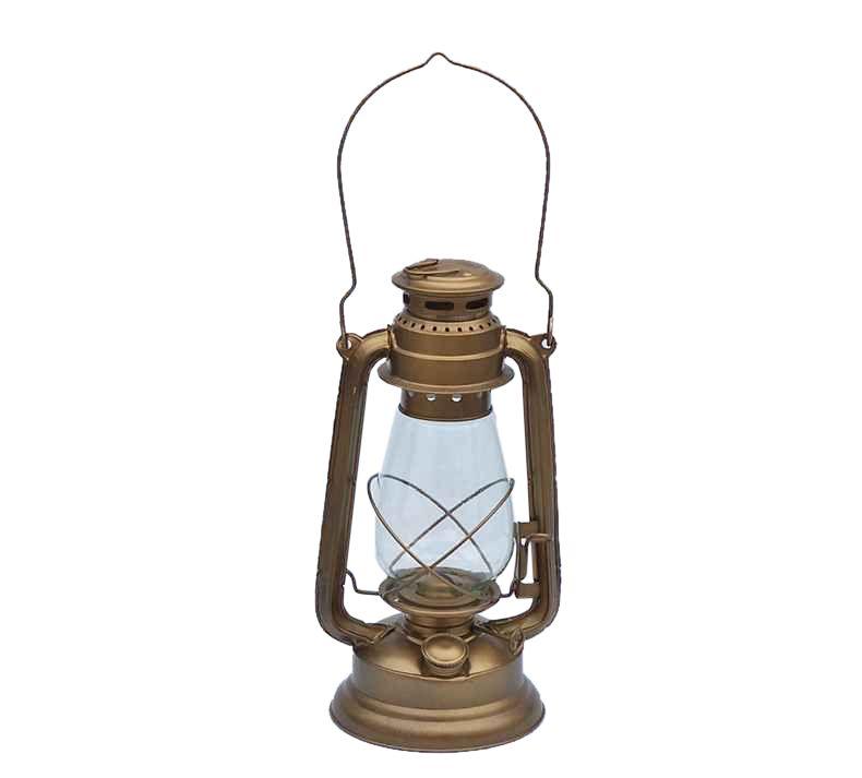 Wholesale Antique Brass Hurricane Lantern 19in - Hampton ...