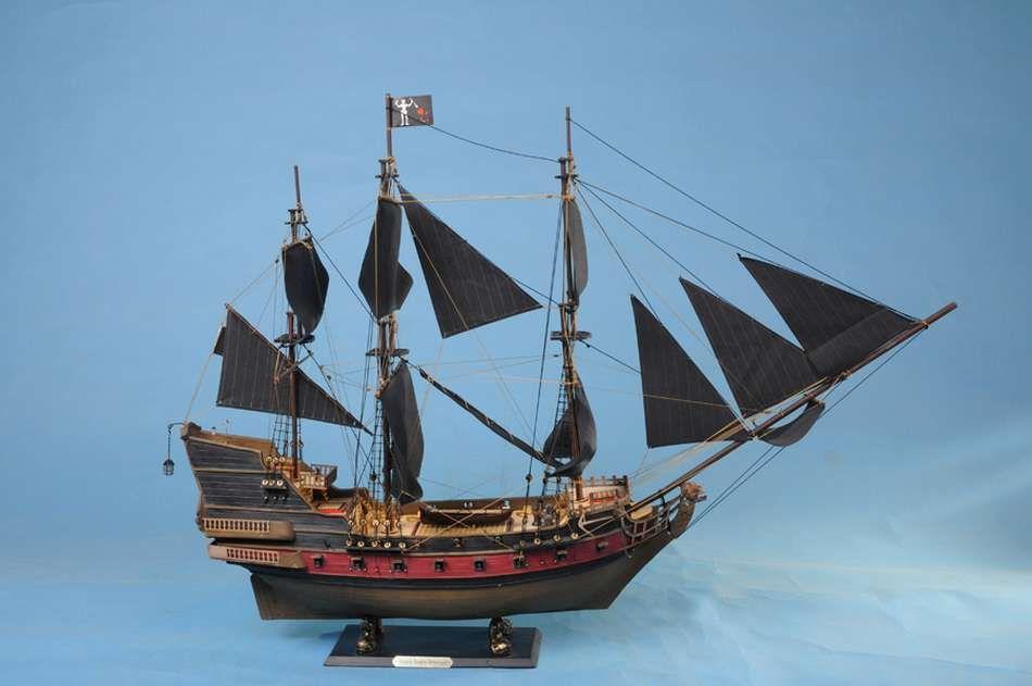 buy blackbeard u0026 39 s queen anne u0026 39 s revenge limited model pirate ship 36 inch