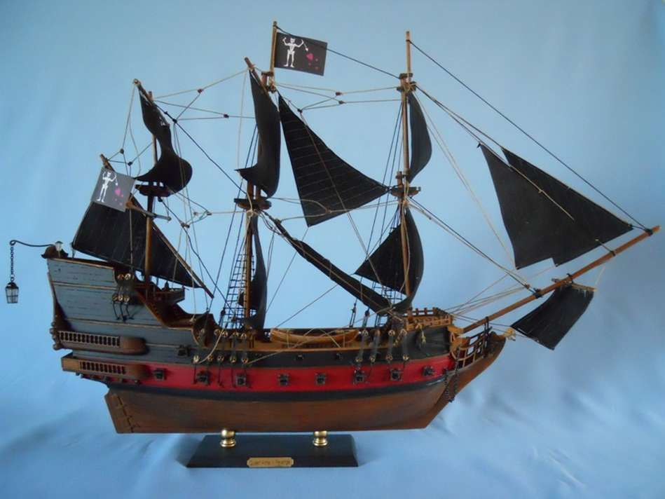 blackbeard pirate ship related - photo #14