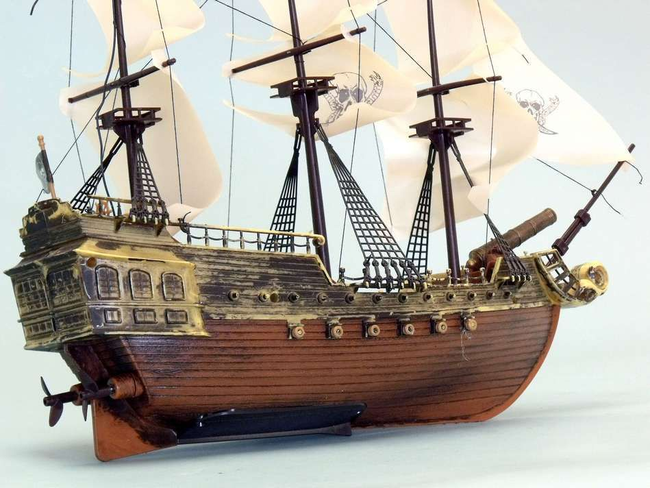 Caribbean Pirate 18 Inch Remote Control Pirate Ships For Sale Model Pirate Ships Model Boat