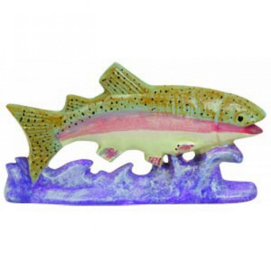 Buy cast iron fish door stop 9 inch nautical decor for Fish door stop
