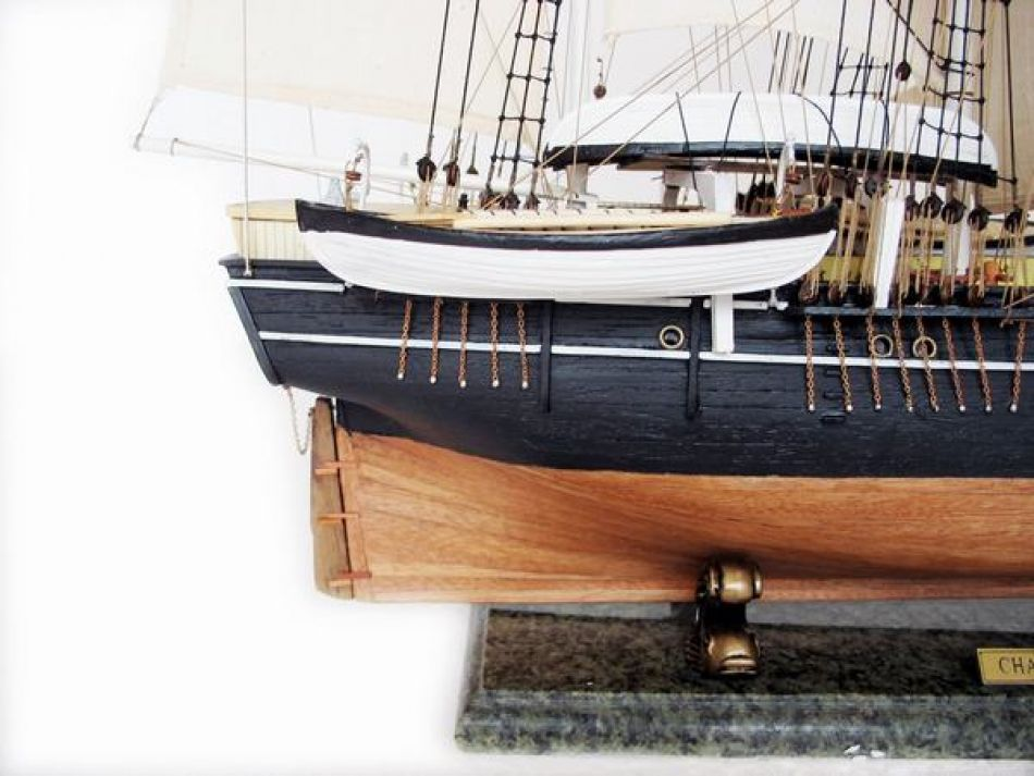 Charles W. Morgan 32 Inch - Historic Ship Models, Model Tall Ship - Ship ...