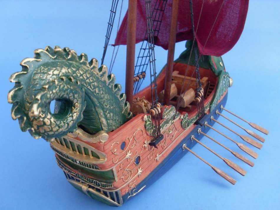 Buy Dawn Treader Model Ship 16in Model Ships