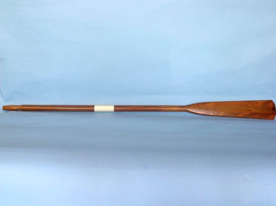 Buy Wooden Newport Decorative Rowing Boat Oar w/ Hooks ...  Oar Paddle