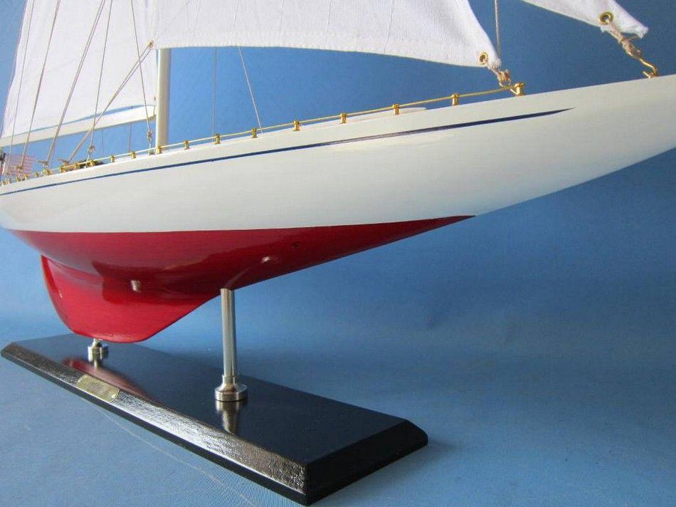 Buy Wooden Ranger Limited Model Sailboat Decoration 50 Inch - Boat