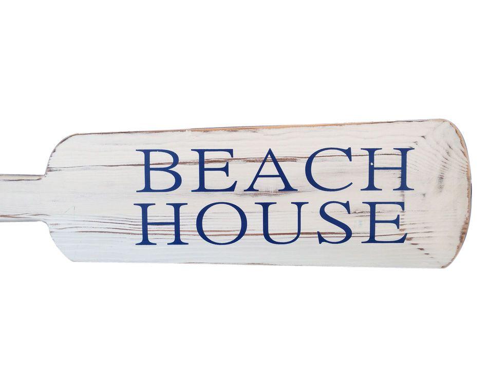 Wholesale Wooden Rustic Beach House Decorative Rowing Oar