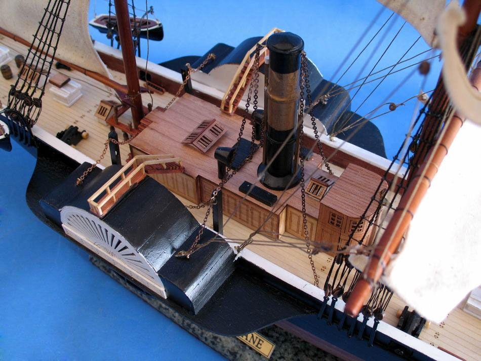 Buy Harriet Lane 32in Model Ships