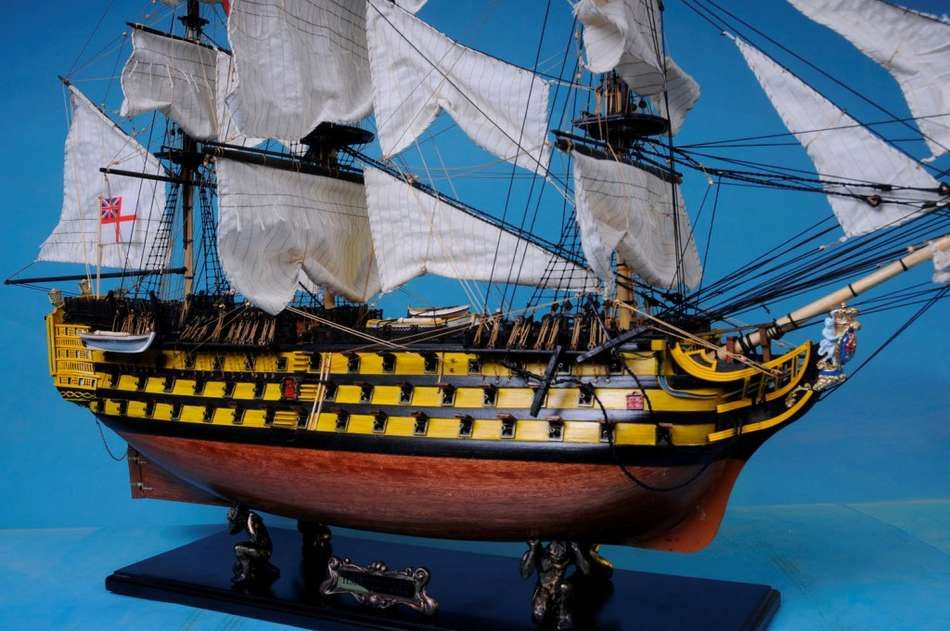 Buy HMS Victory 50in Limited - Model Ships