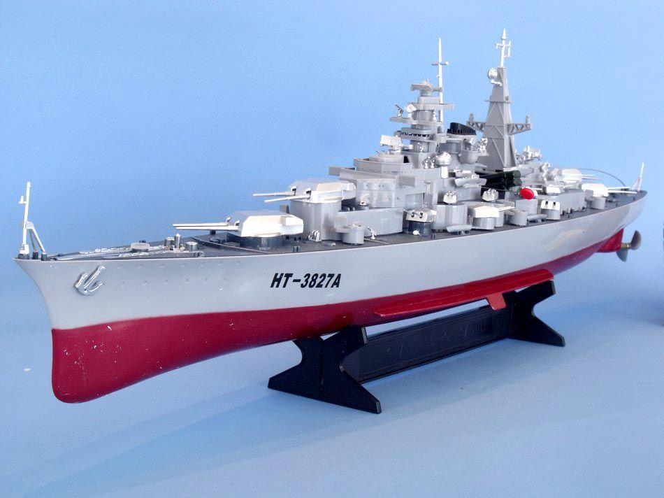 Buy Ready To Run Military Remote Control Model Battleship