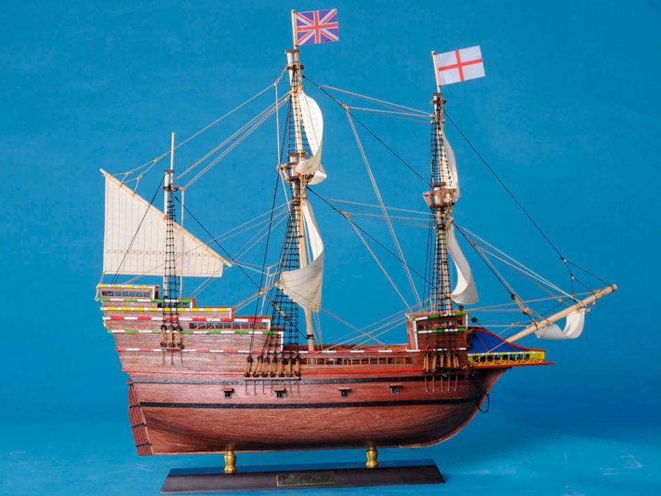 Buy Mayflower Limited 20in Model Ships