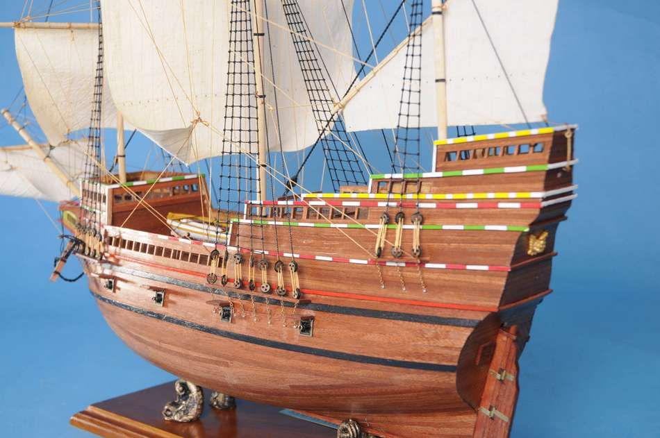Buy Mayflower Limited Model Ship 30 Inch Ship Model