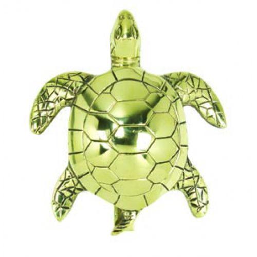 Buy solid brass turtle door knocker 8 inch nautical decorations - Turtle door knocker ...