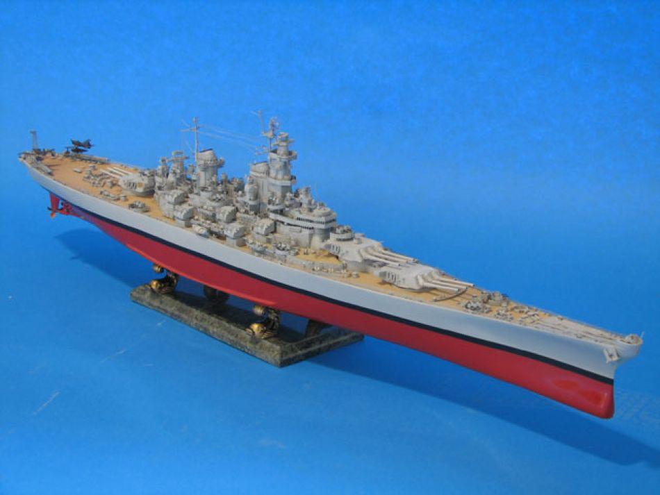 Buy Uss Missouri 34in Model Ships