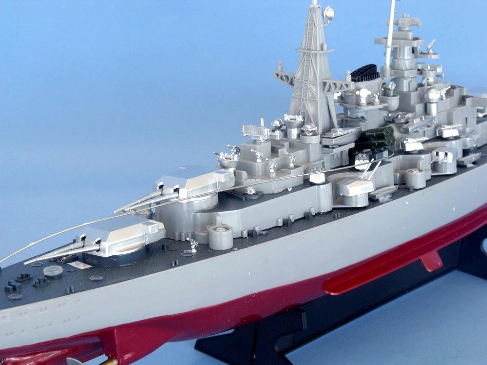 Buy Ready To Run Military Remote Control Model Battleship