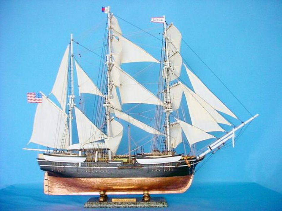 Scale Model Boats Catamaran