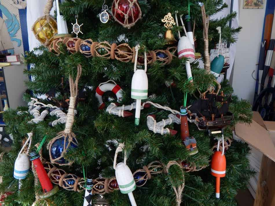 Buy vintage green decorative lobster trap buoy christmas tree ornament - Trap decor ...