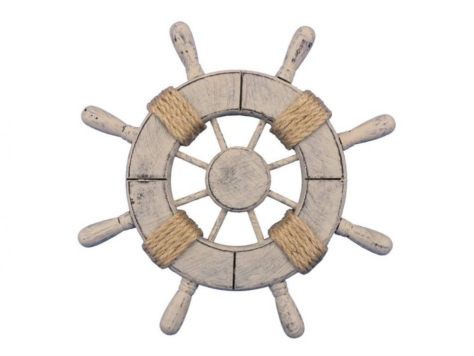 wholesale rustic decorative ship wheel 9 wholesale new. Black Bedroom Furniture Sets. Home Design Ideas
