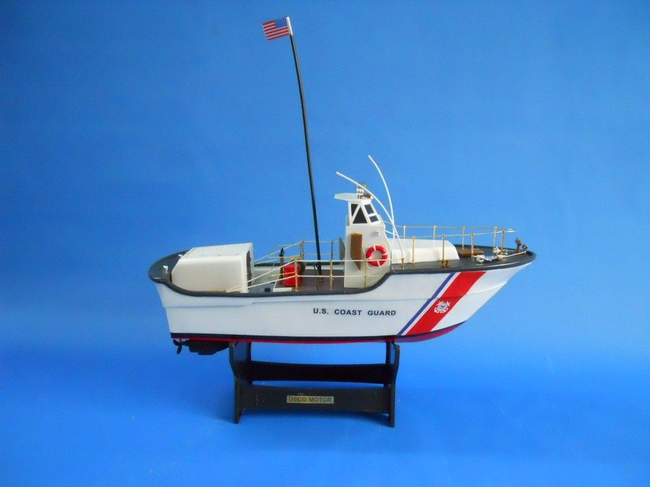 Buy Ready To Run Remote Control Uscg Motor Lifeboat 18