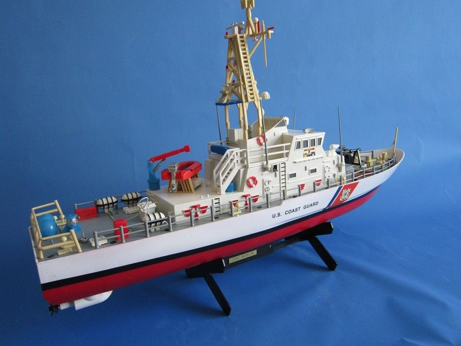 Buy Ready To Run Remote Control Uscg Patrol Boat 28in