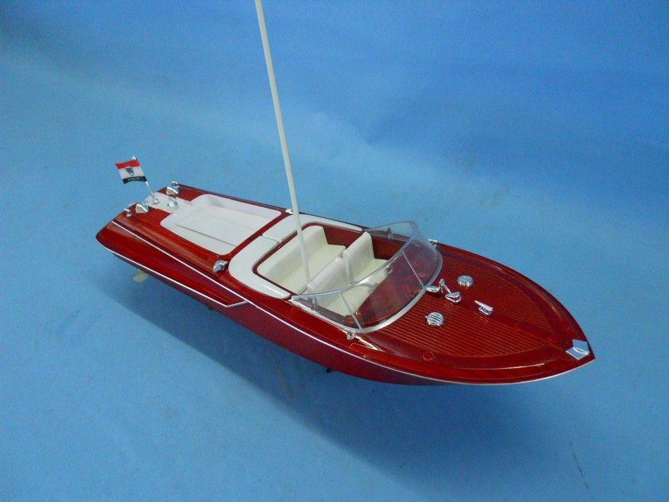 Captain Boat Seats >> Buy Ready To Run Remote Control Riva Aquarama 18in - White Seats - Model Ships
