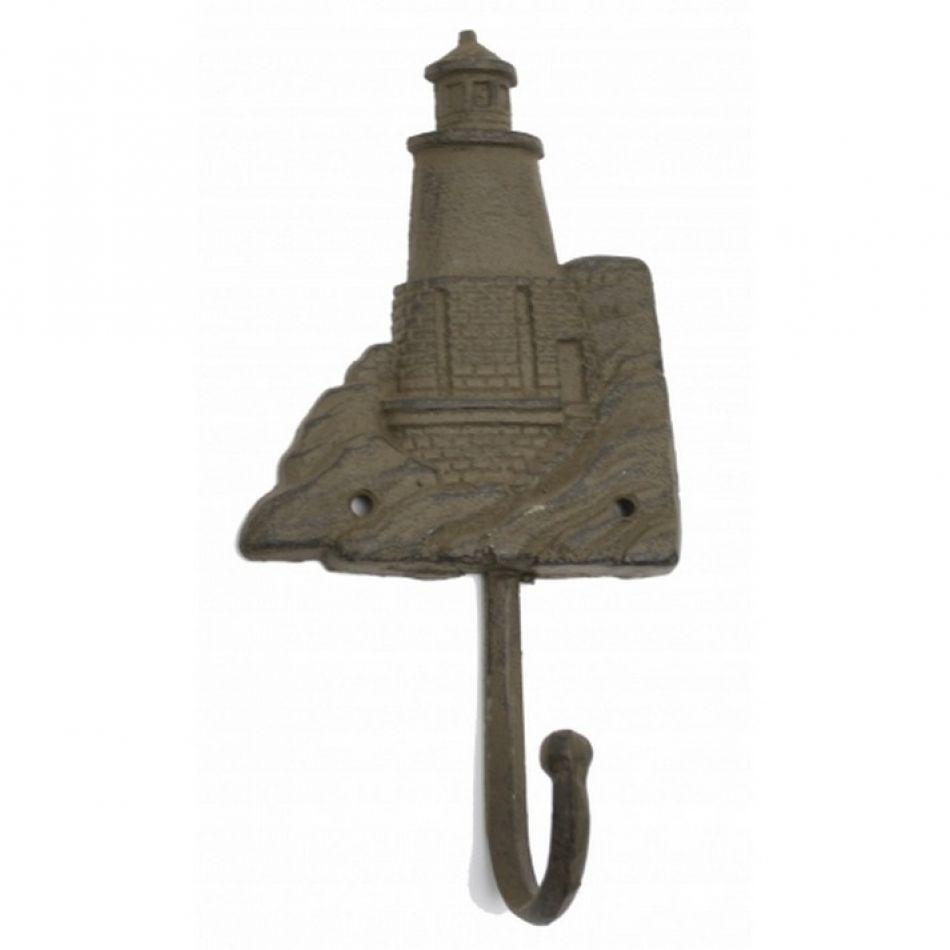 Wholesale Rustic Iron Lighthouse Key Hook 10 Wholesale