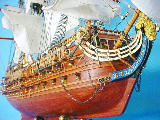 Buy San Felipe Limited Tall Model Ship 30 Inch Boats