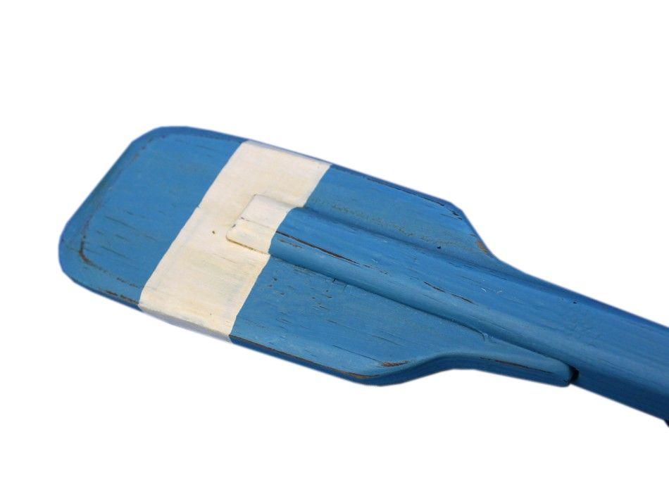 Buy Wooden Barton Decorative Squared Rowing Boat Oar w ... Oar Paddle