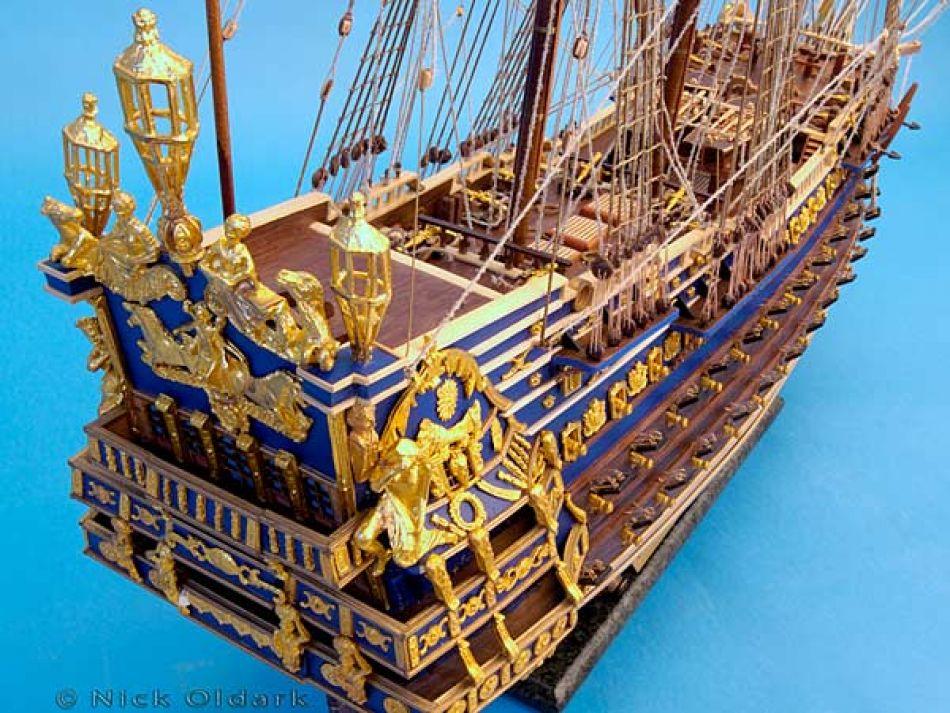 Buy Soleil Royal Special 40in Model Ships