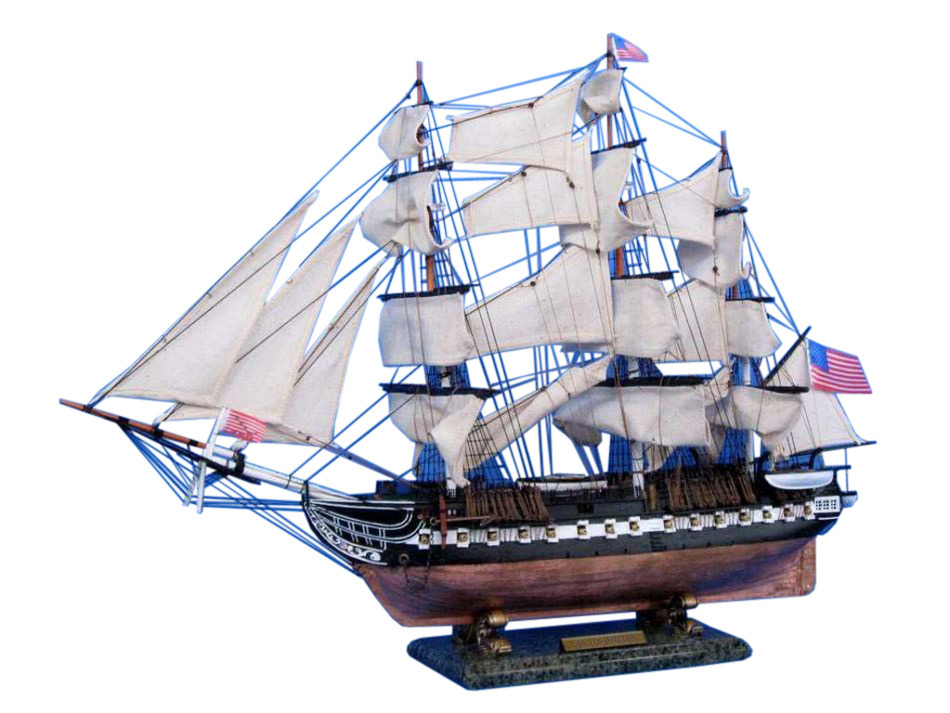 Buy USS Constitution Limited Tall Model Ship 30 Inch ...Uss Constitution Pictures