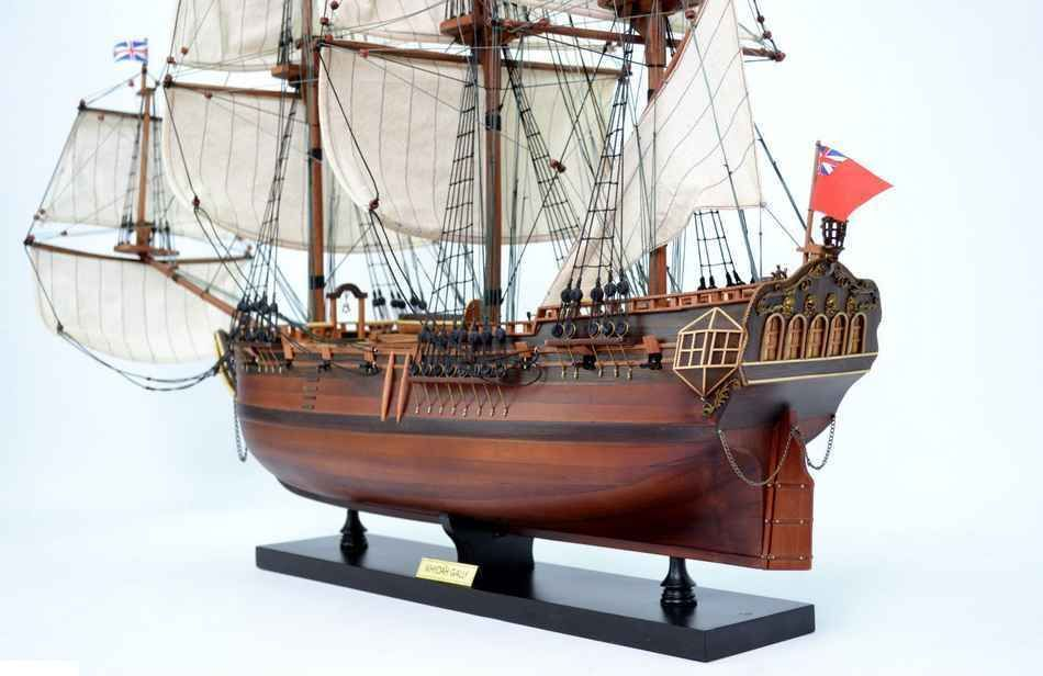 Buy Whydah Gally Slave Ship Limited 35in Model Ships