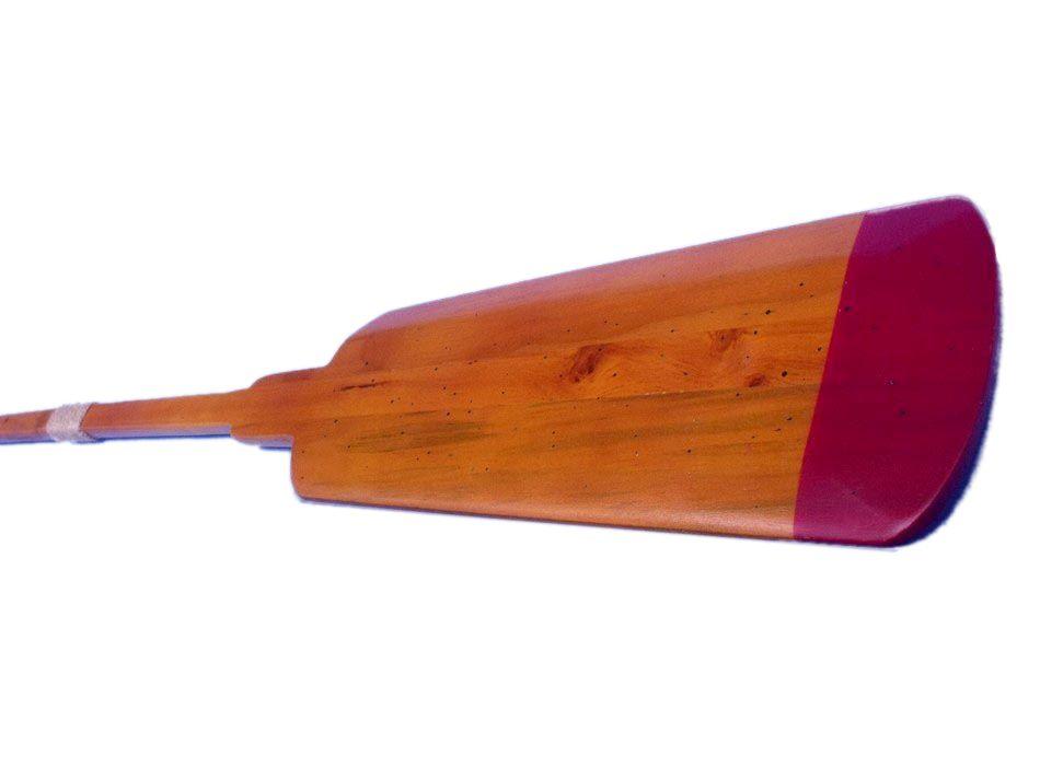 Wholesale Wooden Shoreline Squared Rowing Oar w/ Hooks 36 ...  Oar Paddle