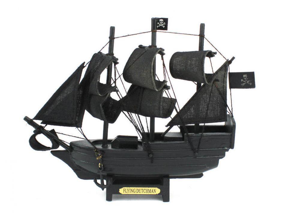 Homemade Pirate Ship Model 115