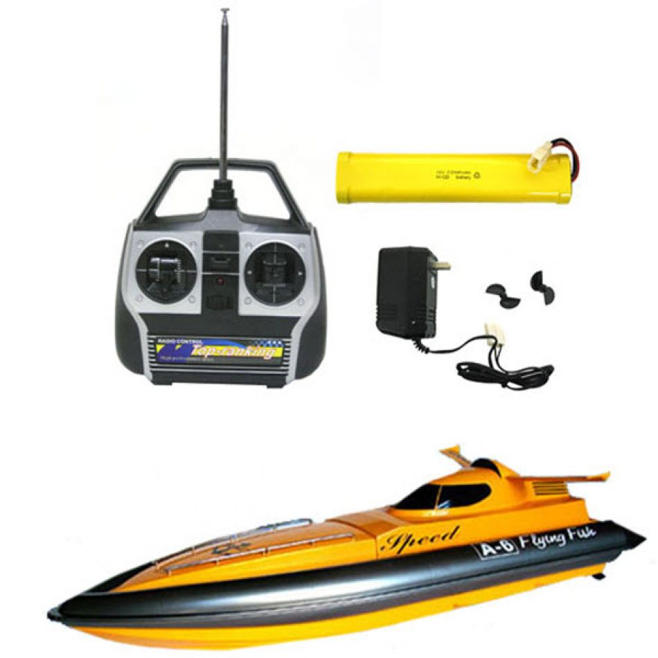 Buy ready to run remote control flying fish model speed for Remote control flying fish