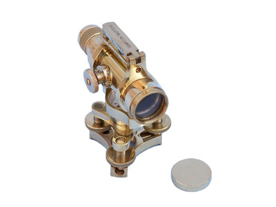 Brass Dumpy Level 5