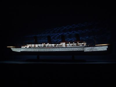 SS United States Limited Model Cruise Ship 40\