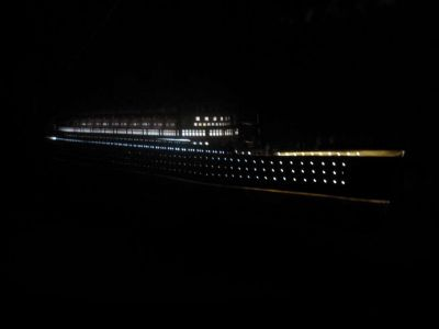 RMS Mauretania Limited 40 w- LED Lights