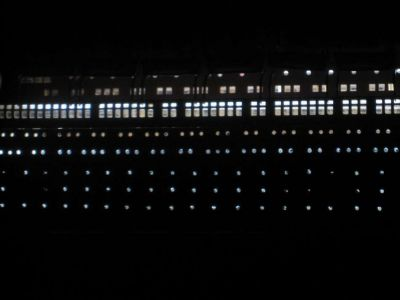 RMS Aquitania Limited 40 w- LED Lights