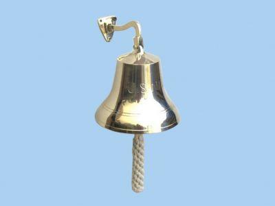 Brass Navy Bell 10