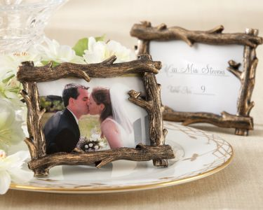 Scenic View Tree Branch Place Card and Photo Holder 4