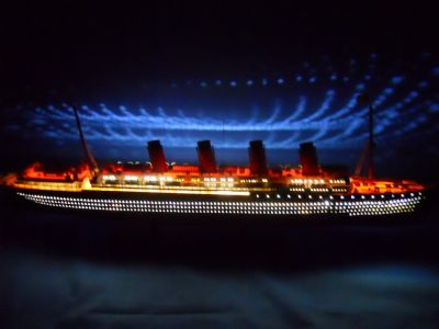 RMS Lusitania Limited 40 w- LED Lights