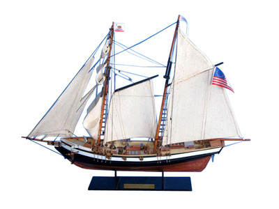 Wooden Californian Model Ship 24\