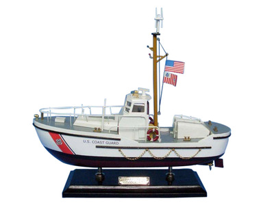 Wooden United States Coast Guard USCG 44 Foot Motor Lifeboat 16\