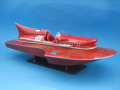Ready To Run Remote Control Ferrari Hydroplane Limited 32
