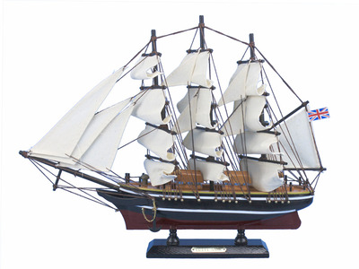 Wooden Cutty Sark Tall Model Clipper Ship 14\
