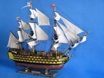 Model Ships for Sale - HMS Victory Model