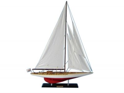 Wooden Constellation Limited Model Sailboat Decoration 35""