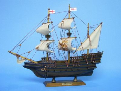 Elizabethan Galleon 14